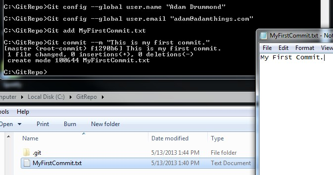 Simple Git Commands 3