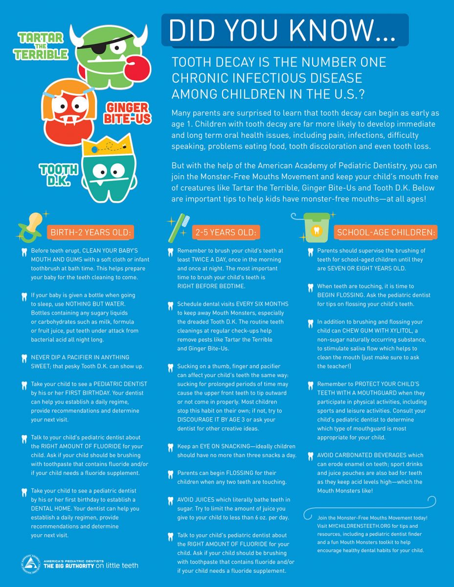 Prevention Tips For Children Dentist Ada MI Dental Education