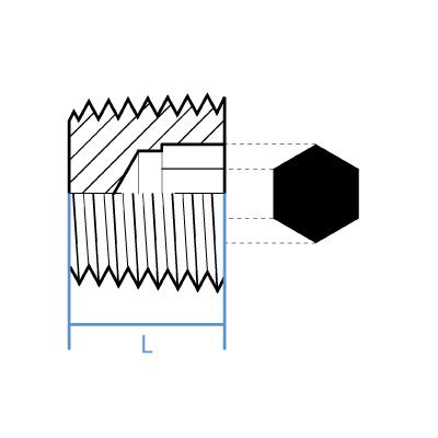 1 8 Npt Plug Dimensions 1 Inch NPT Dimensions Wiring