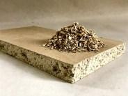 High performance biocomposite board
