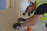 UK Green Building Council Breathaboard Installation