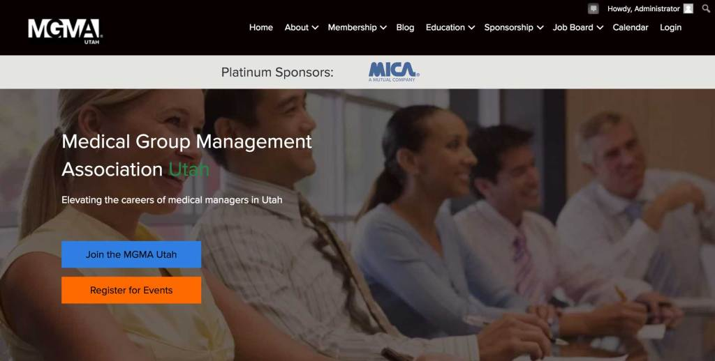 umgma.com New Design