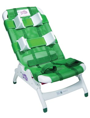 otter bath chair massage lounge lateral support for