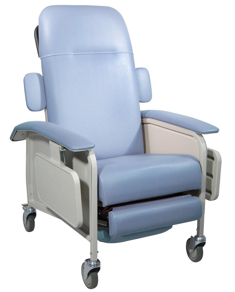 Clinical Care Blue Ridge Geri Chair Recliner by Drive Medical