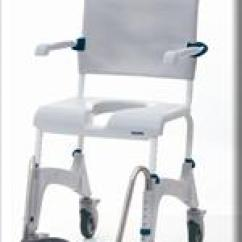 Columbia Medical Bath Chair Office Arms Special Needs Equipment Pediatric Chairs Aquatech Ocean Shower And Commode Serves Double Duty A