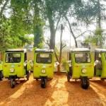 E-Rickshaw for Clean Air