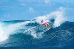 Johanne Defay Wins Fiji Women's Pro