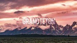 Video: Majestic Grand Teton National Park in 8K
