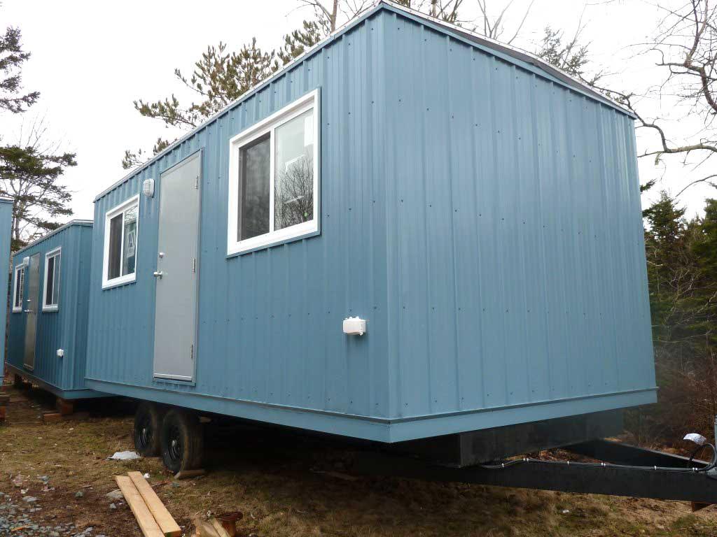 Custom Mobile Office Trailers in Atlantic Canada - Adare Office ...