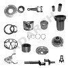 Refrigeration Compressor Parts for Sabroe, Grasso, Carrier