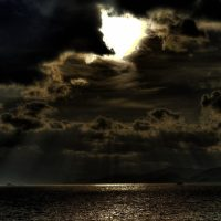 Untitled (of darkening skies and hope)