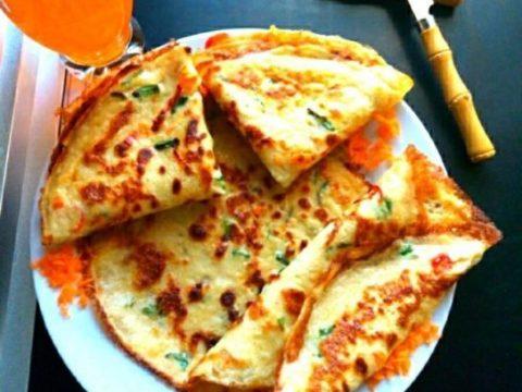 yummy nigerian pancake