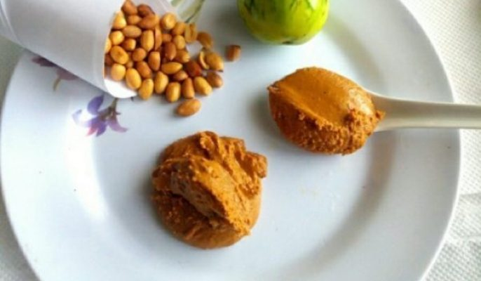 Make Best Nigerian Peanut Butter