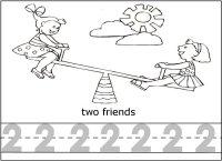 September Preschool Curriculum, Friendship, All About Me