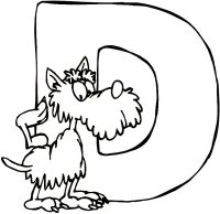 Free Preschool Alphabet Letter S Coloring Page For Young