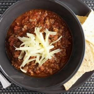 Chunky Chipotle Chili Con Carne