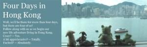 Four Days In Hong Kong
