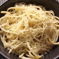Simple Parmesan Buttered Pasta