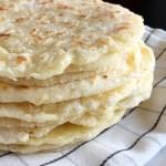 Soft Gluten-Free Tortilla Flatbread