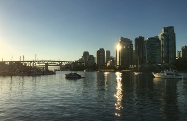 Vancouver - False Creek