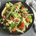 Easy Weeknight Taco Salad