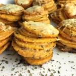 Cheesy Sweet Potato Stacks