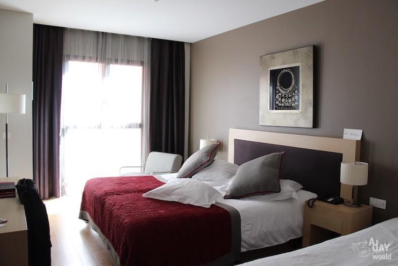 hotel emilia barcelone chambre