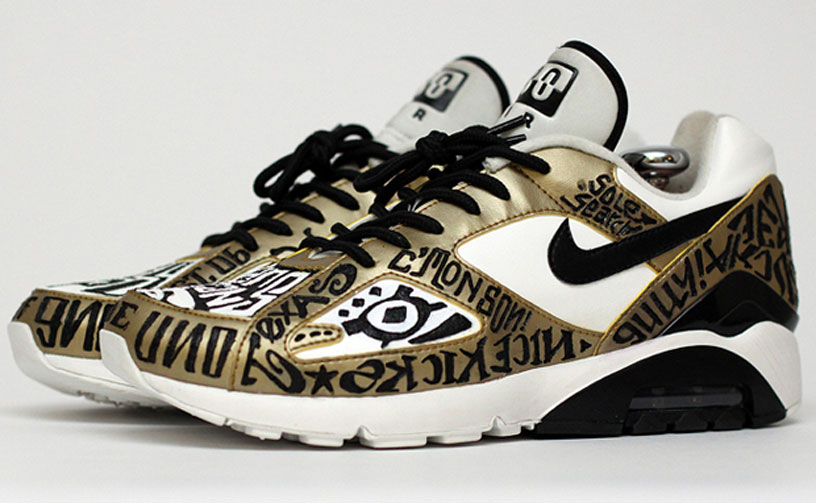 """Nike Air 180 """"Sole Search"""" 抽獎專屬版 ‧ A Day Magazine"""
