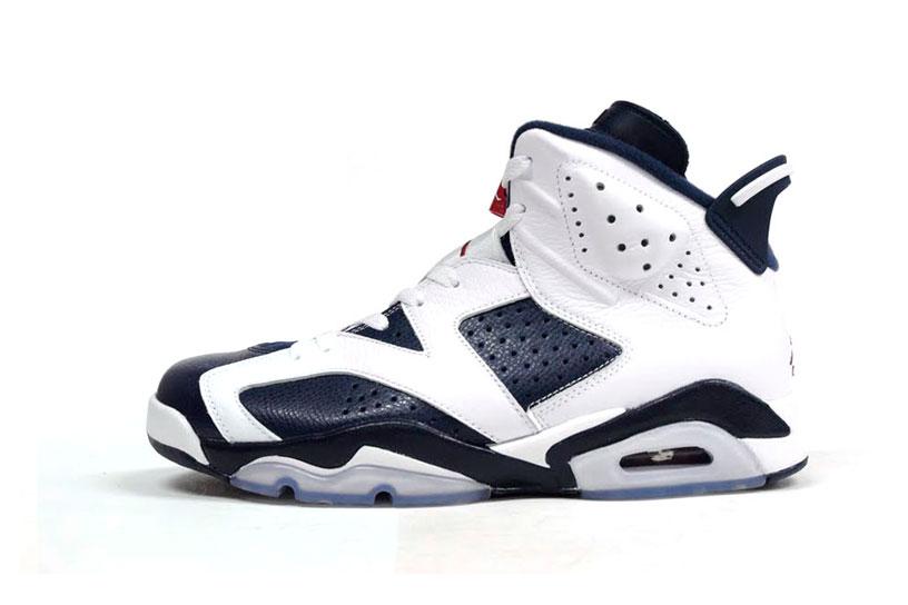 "Air Jordan VI ""Olympic"" Retro 復刻鞋款 7月7日發售 ‧ A Day Magazine"