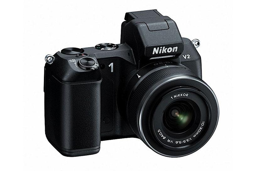 Nikon 1 V2 無反光鏡相機 ‧ A Day Magazine