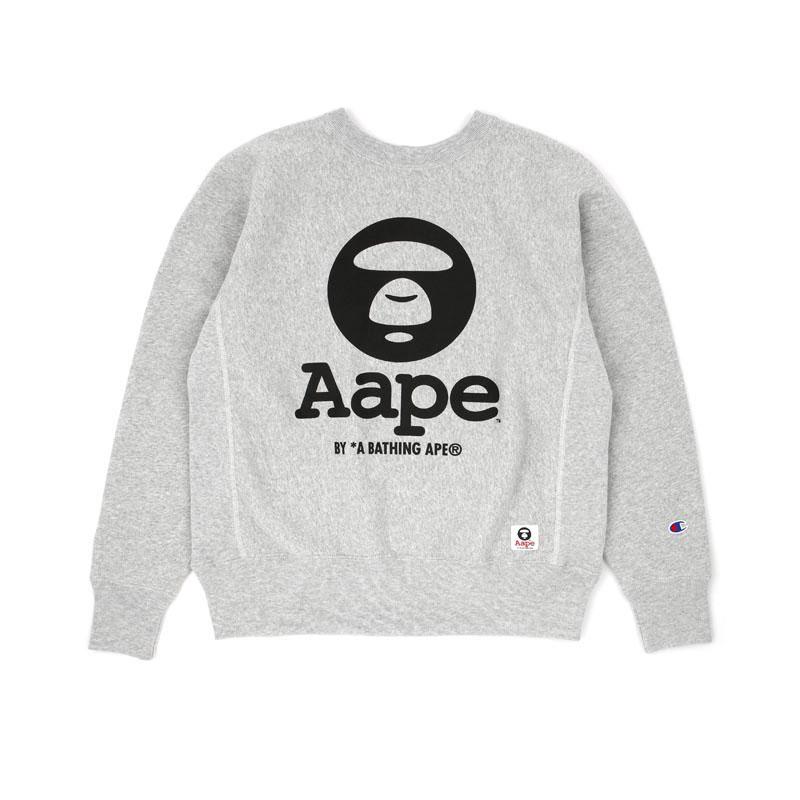 Aape BY A BATHING APE x Champion 2012 秋冬聯名系列 ‧ A Day Magazine