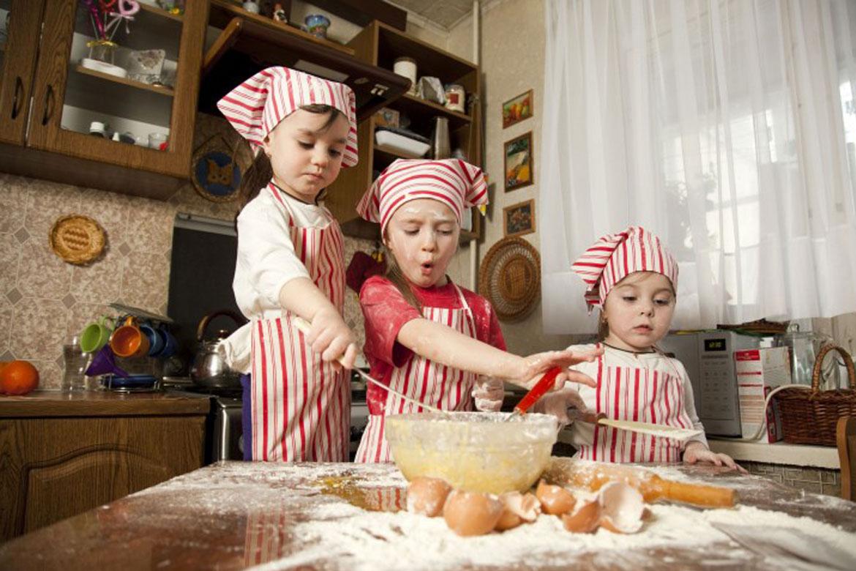 快樂廚房 - 3款與小孩一同製作的簡易小點心 ‧ A Day Magazine