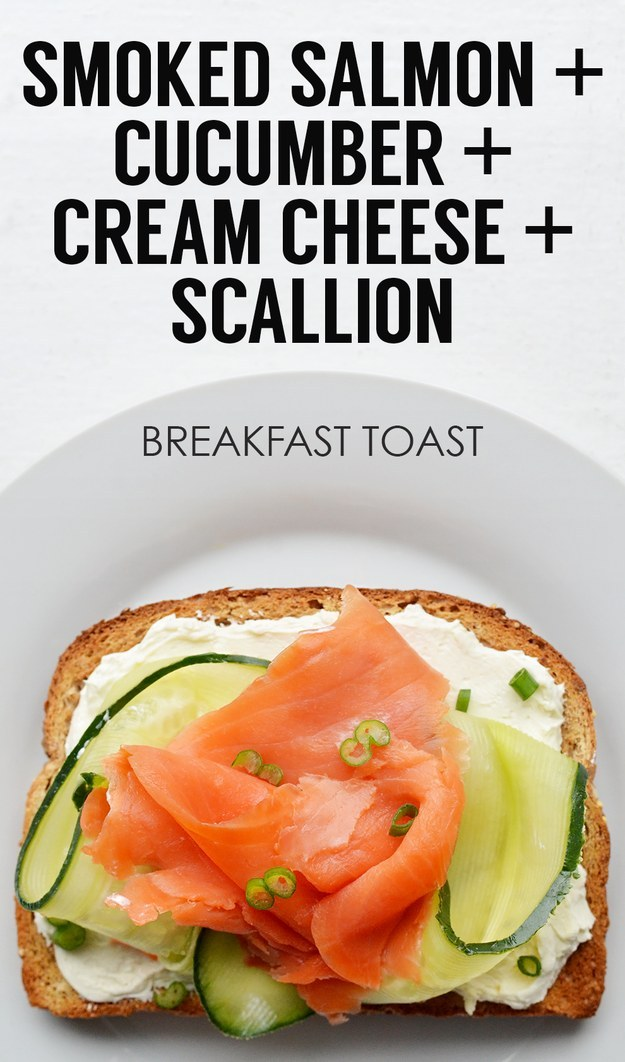 21 Ideas For Breakfast Toasts 6