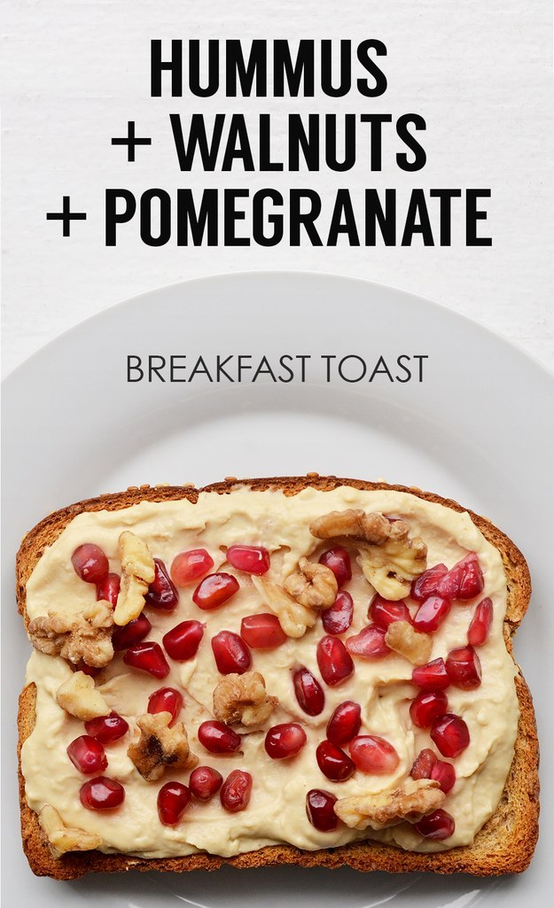 21 Ideas For Breakfast Toasts 14