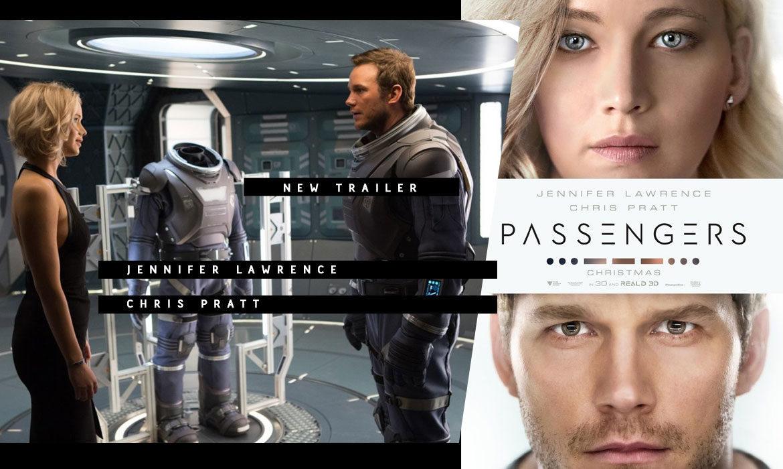 面對迷惘的未來:電影《Passengers 太空潛航者》讓我們看見愛情的本質和感動! ‧ A Day Magazine