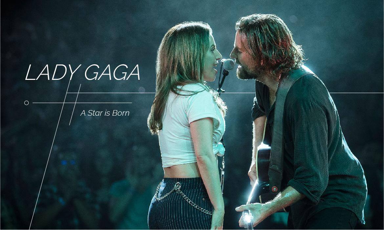 致敬經典電影:Lady Gaga 在《A Star is Born》重拾最初真實的自己 ‧ A Day Magazine