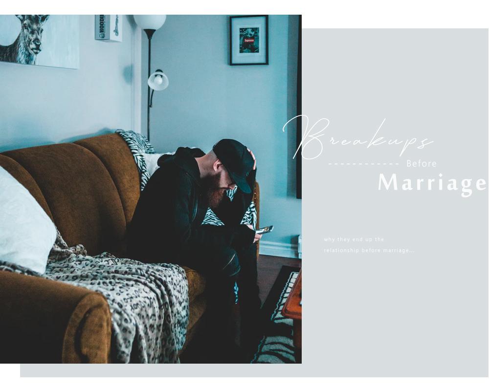 過來人分享,在結婚前一刻喊停的原因 ‧ A Day Magazine