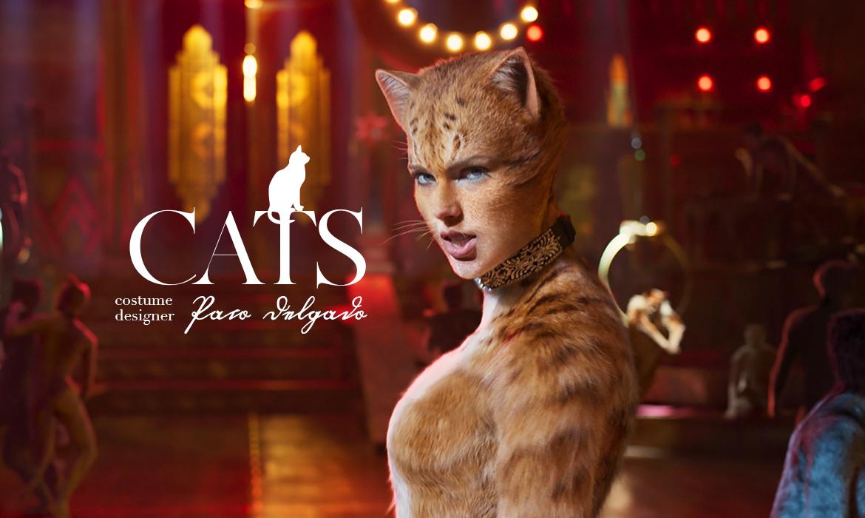 決定讓 Taylor Swift 只戴項圈上場的劇服大師。賦予電影《Cats 貓》意想不到的視覺體驗 ‧ A Day Magazine