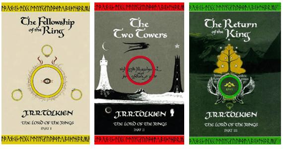 Image result for original lotr books