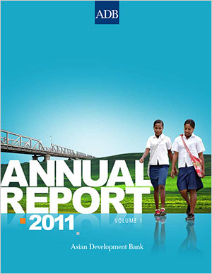 ADB Annual Report 2011 Asian Development Bank
