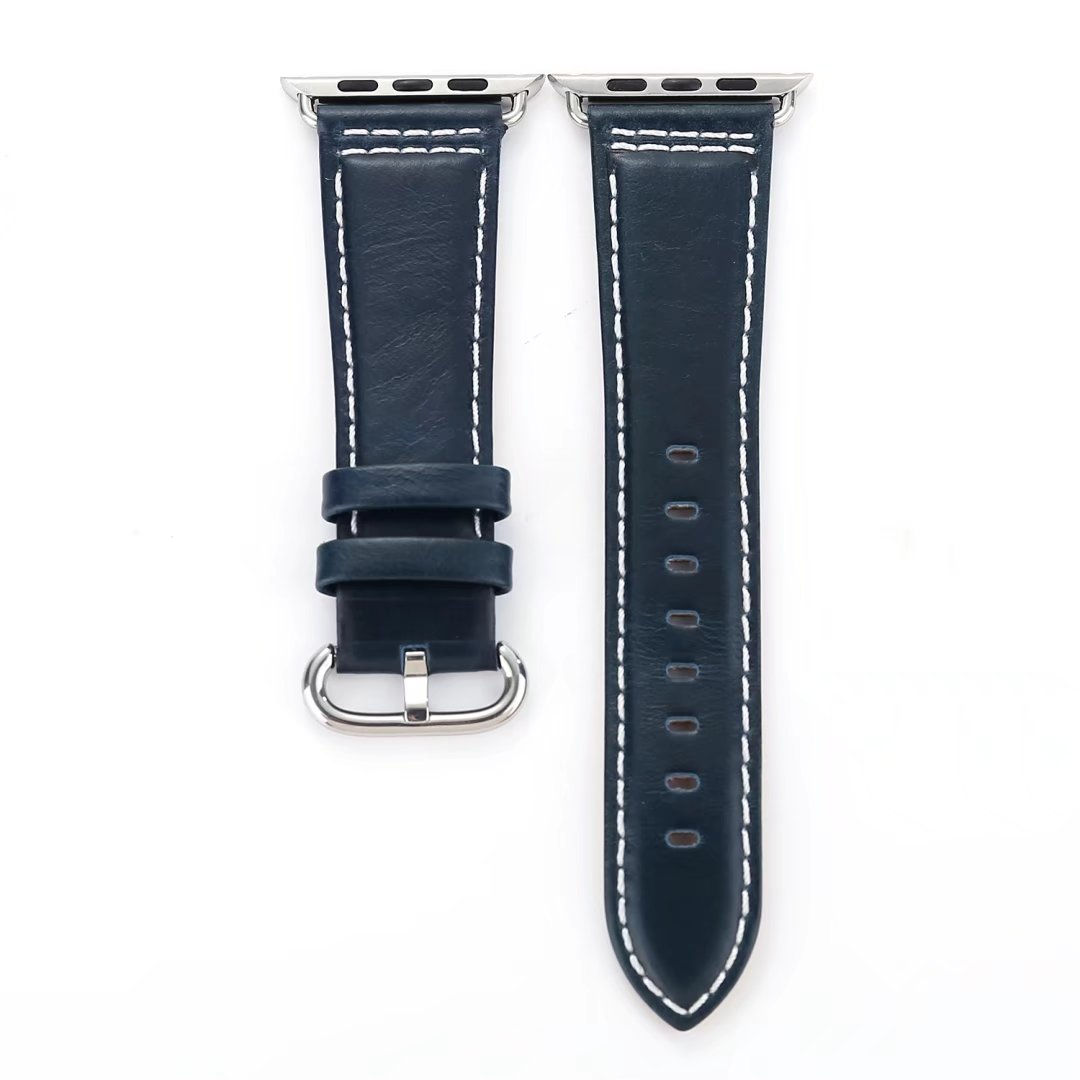 apple watch bands genuine leather china