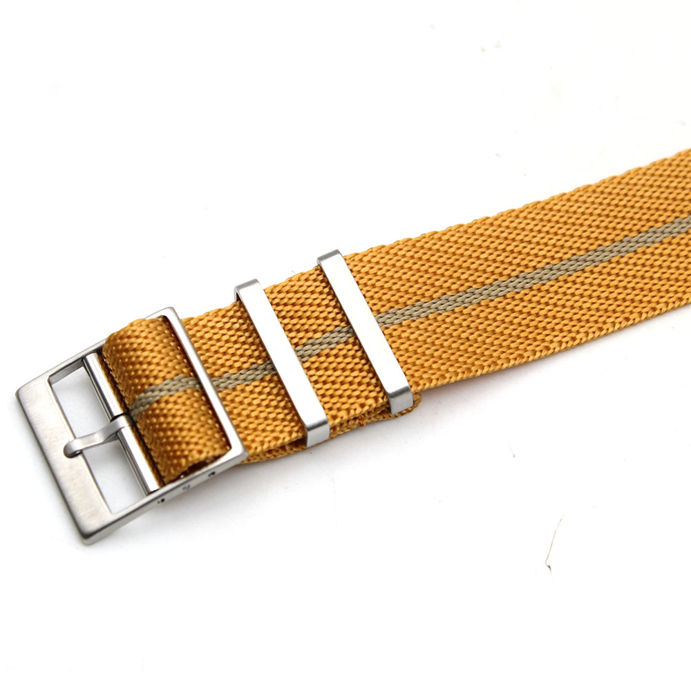 nato strap gold adjustable