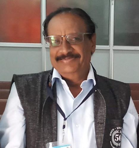 Dr M H Srinarahari