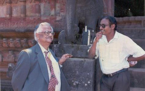 The Humanist - Dr Rajaramanna By Dr M H Srinarahari | Adbhut.in