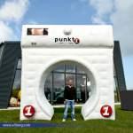 Advertising inflatable Washing Machine