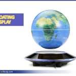FLOATING ADVERTISING DISPLAY
