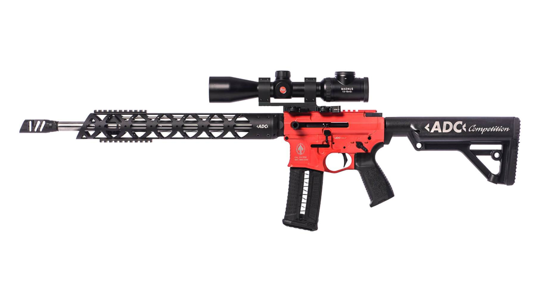 3GUN MATCH GRADE ADC AR-15