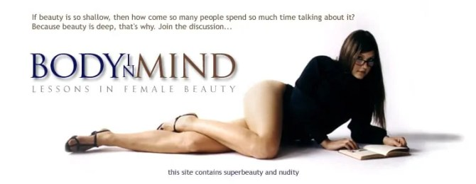 Think Beautiful. Body in Mind. BodyInMind.com