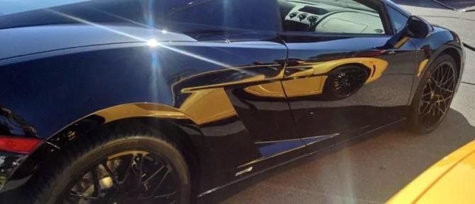 Lamborghini at Italian Sports Car Day 2013, Las Vegas, NV.