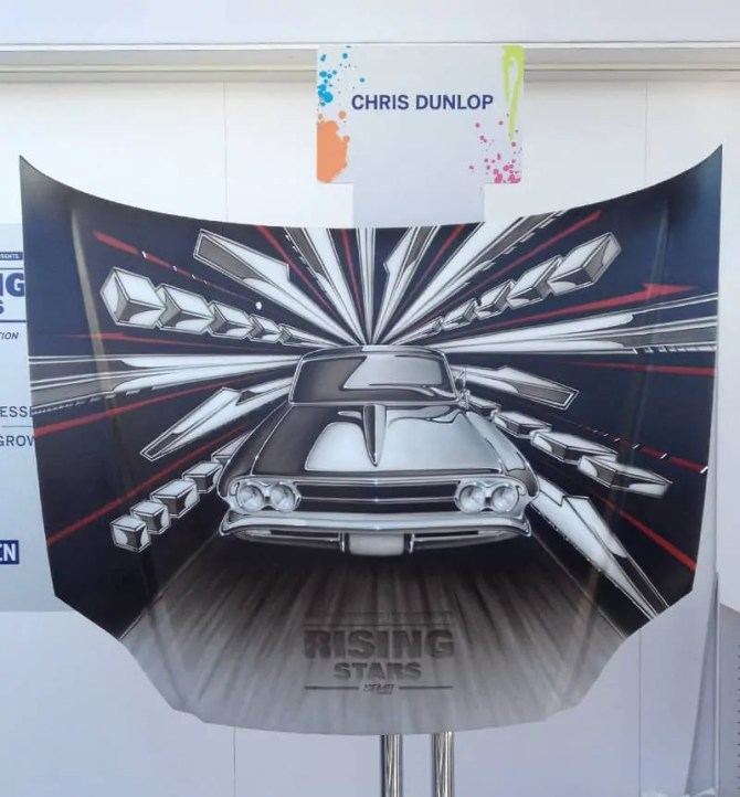 SEMA-2013-RisingStars-ChrisDunlap-Art